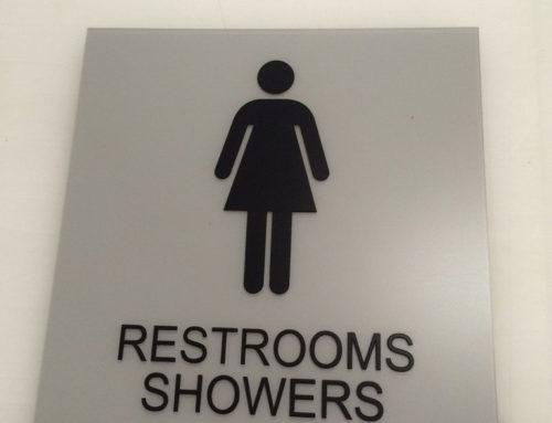 ADA Restrooms Showers
