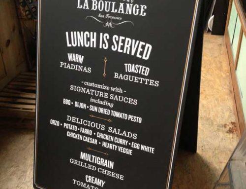 La Boulange/ Starbucks