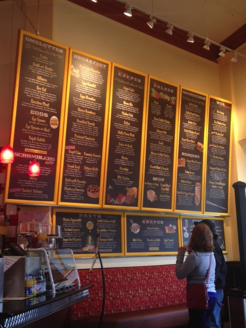 San Francisco Custom Menu Boards Are My Bread And Butter