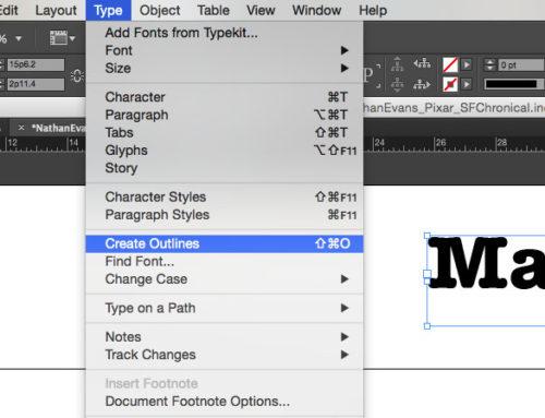 Outline Fonts