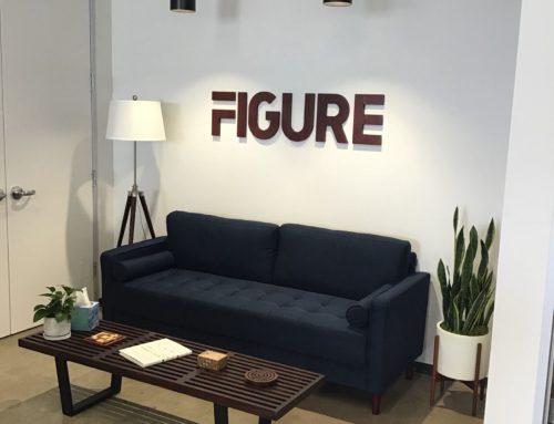 Wood 3D Letters – Figure