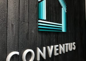 Conventus Acrylic letters